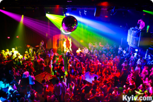 River Palace Club Kiev