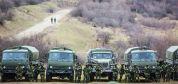 Rusya askerleri ukrayna topraginda