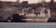 Turk gemisi Yusuf ziya onis