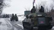 Ukrayna da carpismalar